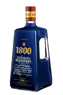 1800 Tequila Ultimate Margarita Blueberry 1.75l